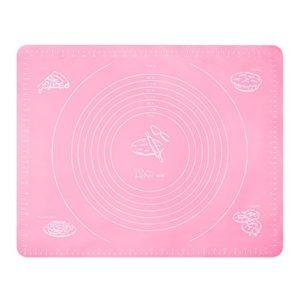 tapete silicona fondant rosa