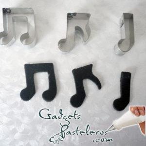 set cortador notas musicales1