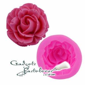rosa pequeña 3d 5