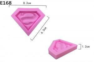 medidas molde silicona superman