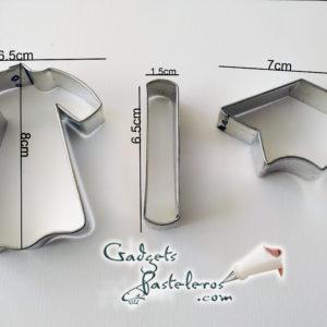 cortadores grado con medidas gadgetspasteleros