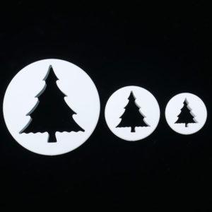 cortadores pino navideño