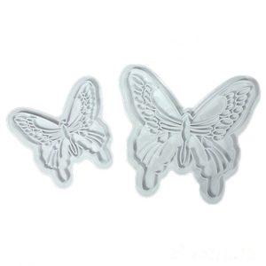 mariposas molde cortador