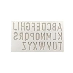 alfabeto mayusculas