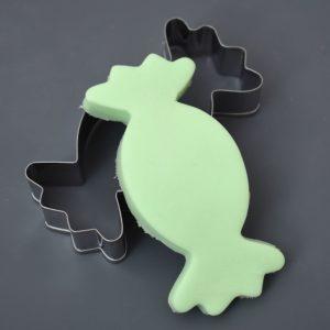 cortador diseño caramelo gadgets pasteleros