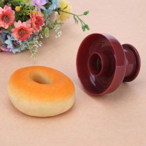 molde cortador de donuts