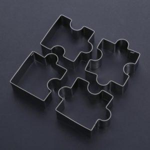 set cortadores puzlee