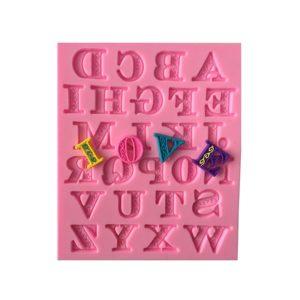 alfabeto letras capitales