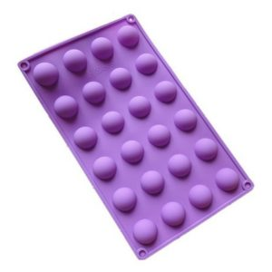 mini esferas silicona
