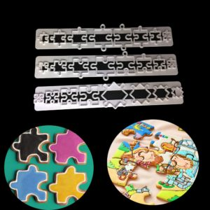 set regletas cortadoras puzlee