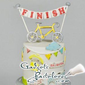 bicicleta terminada