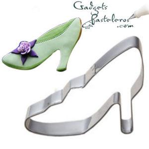 cortador zapato dama