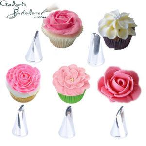 boquillas rosas
