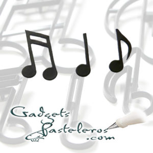 notas musicales mediana