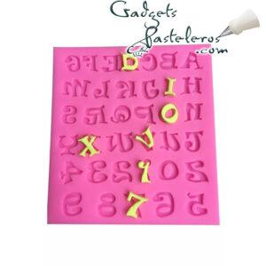 alfabeto mayusculaa