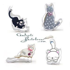 set cortadores gatos