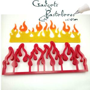 diseño fuego