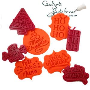 sellos navidad
