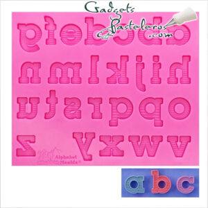 alfabeto minuscula