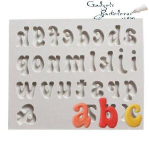 alfabeto minuscula j