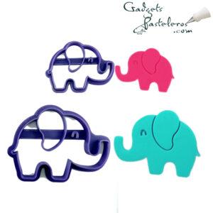 cortedor elefantes bebe